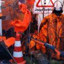 Jagdbetrieb Signalfarben IWA
