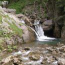 Wasserfall neben Hofstetten