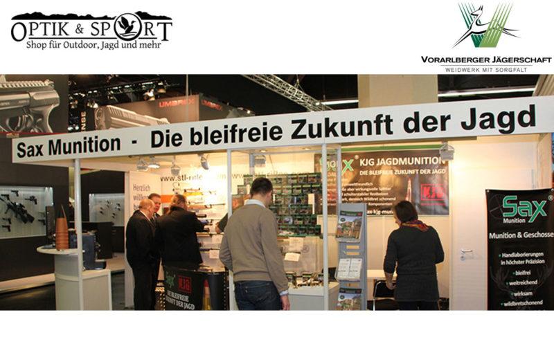 Vortrag Vorarlberger Jägerschaft bleifreie Geschosse SAX