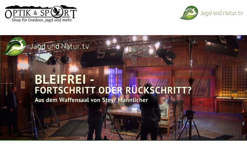 Bleifrei Diskussion Jagd und Natur TV