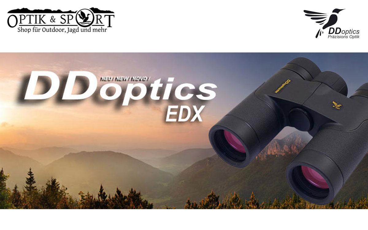 EDX 8x30 Fernglas von DDoptics