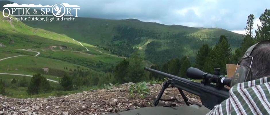 Long Range Shooting - 1000 Meter Schuß