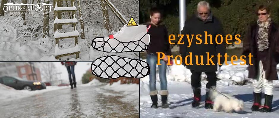 Ezy Shoes Testbericht Produkttest
