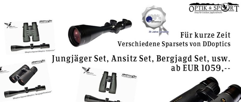 DDoptics Optik Set Angebote