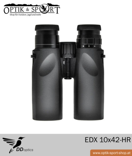DDoptics Fermglas EDX 10x42 HR