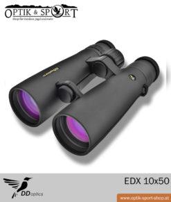 DDoptics Fernglas EDX 10x50