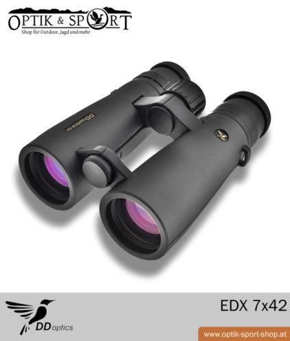 Fernglas DDoptics EDX 7x42
