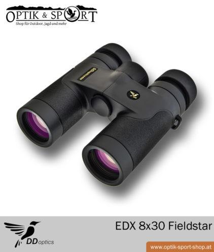 DDoptics Fernglas EDX 8x30 Fieldstar