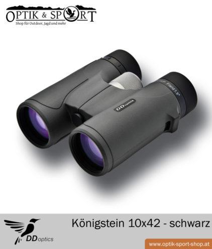 Fernglas DDoptics Königstein 10x42 schwarz