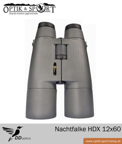 Fernglas DDoptics Nachtfalke 12x60 Detail stehend