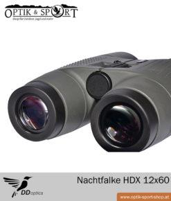 Fernglas DDoptics Nachtfalke 12x60 Detail Okular