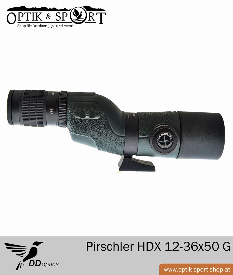 Spektiv DDoptics Pirschler HDX 12-36x50 G