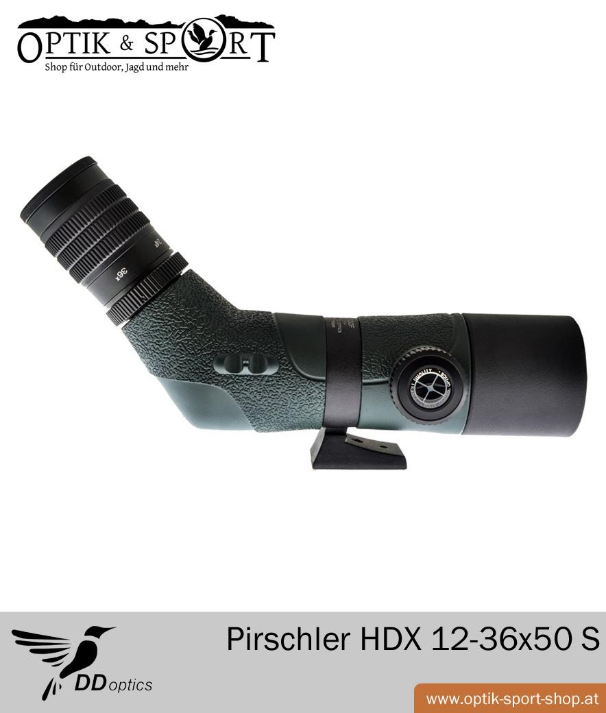 Spektiv DDoptics Pirschler HDX 12-36x50 S