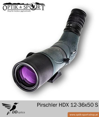 Spektiv DDoptics HDX Pirschler-12-36x50 S