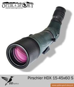 Spektiv DDoptics Pirschler HDX 15-45x60 S