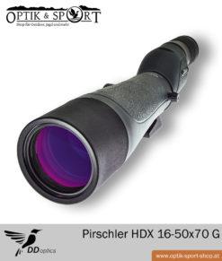 Spektiv DDoptics Pirschler HDX 16-50x70 G