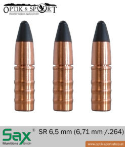 SAX SR 6,5 mm - .264 bleifrei Geschoss