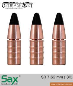 SAX SR 7,62 mm - .308 bleifrei Geschoss