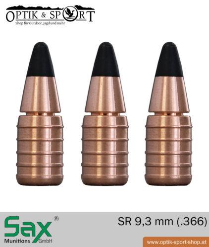 SAX SR 9,3 mm - .366 bleifrei Geschoss