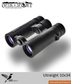 Fernglas DDoptics Ultralight 10x34