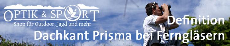 Arten Dachkant Prisma