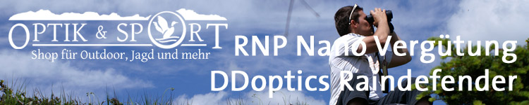 RNP Raindefender Nanovergütung von DDoptics