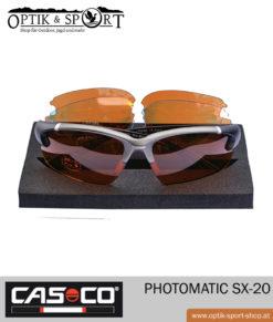 Brille CASCO Photomatic SX-20 Zubehör