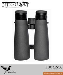 Doptics Fernglas EDX 12x50 hinten
