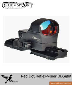 DDoptics Red Dot Reflex-Visier DDSight
