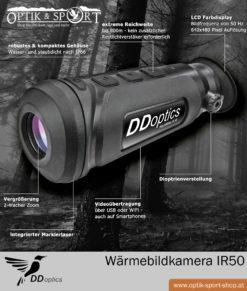 DDoptics Wärmebildkamera IR50 Details