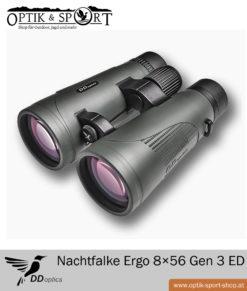 DDoptics Fernglas Nachtfalke Ergo 8x56 Gen 3