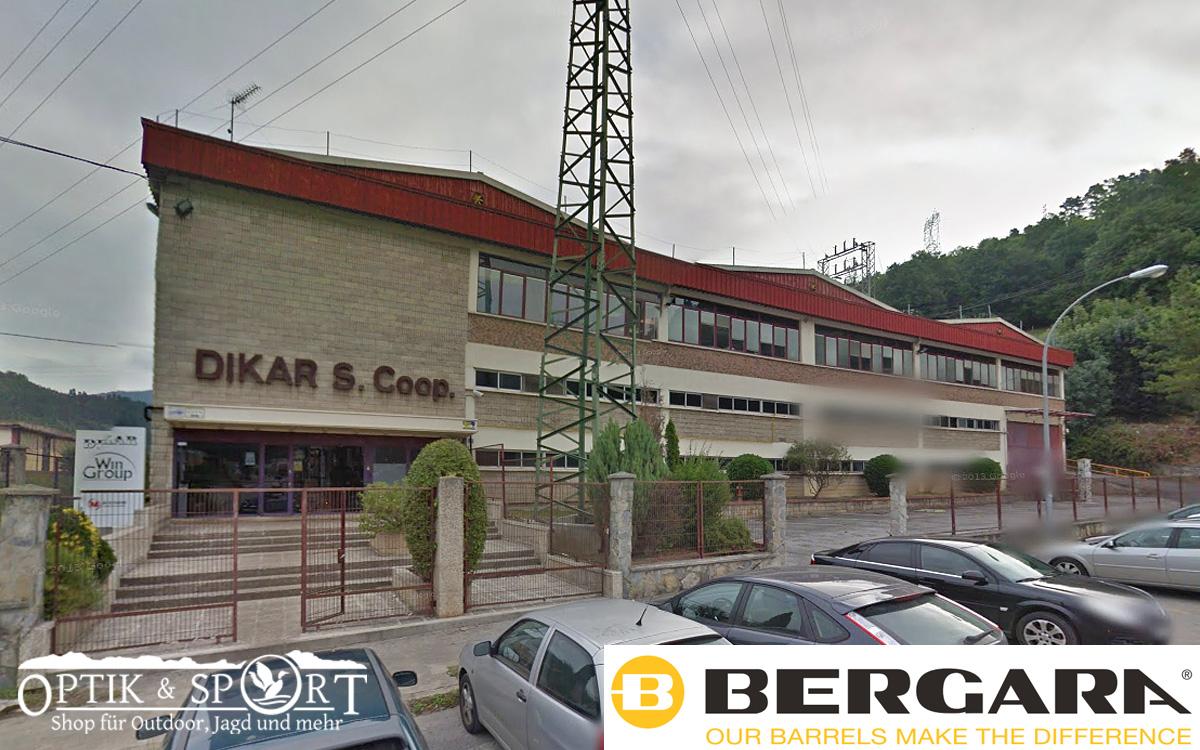 Bergara Waffen Besuch in Spanien - Baskenland