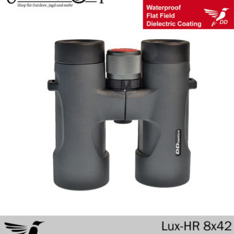 DDoptics Lux HR 8x42 Fernglas