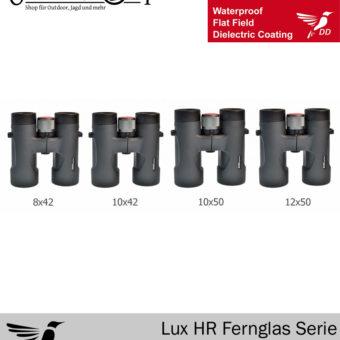 DDoptics Lux HR Ferngläser Serie