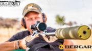 Bergara B14 Jagdgewehr Test Namibia