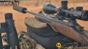 Bergara B14 Jagdgewehr mit DDoptics und Dentler