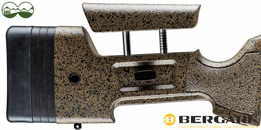 Bergara B14 HMR Büchse Backenverstellung