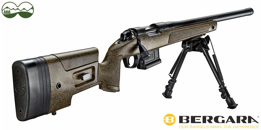 Bergara B14 HMR Büchse mit Zweibein