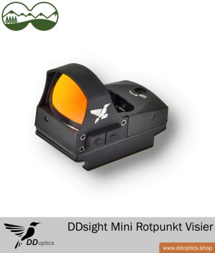 DDoptics DDsight Mini Rotpunkt Visier