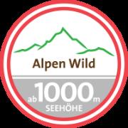 Alpenwild Siegel für Wildprodukte